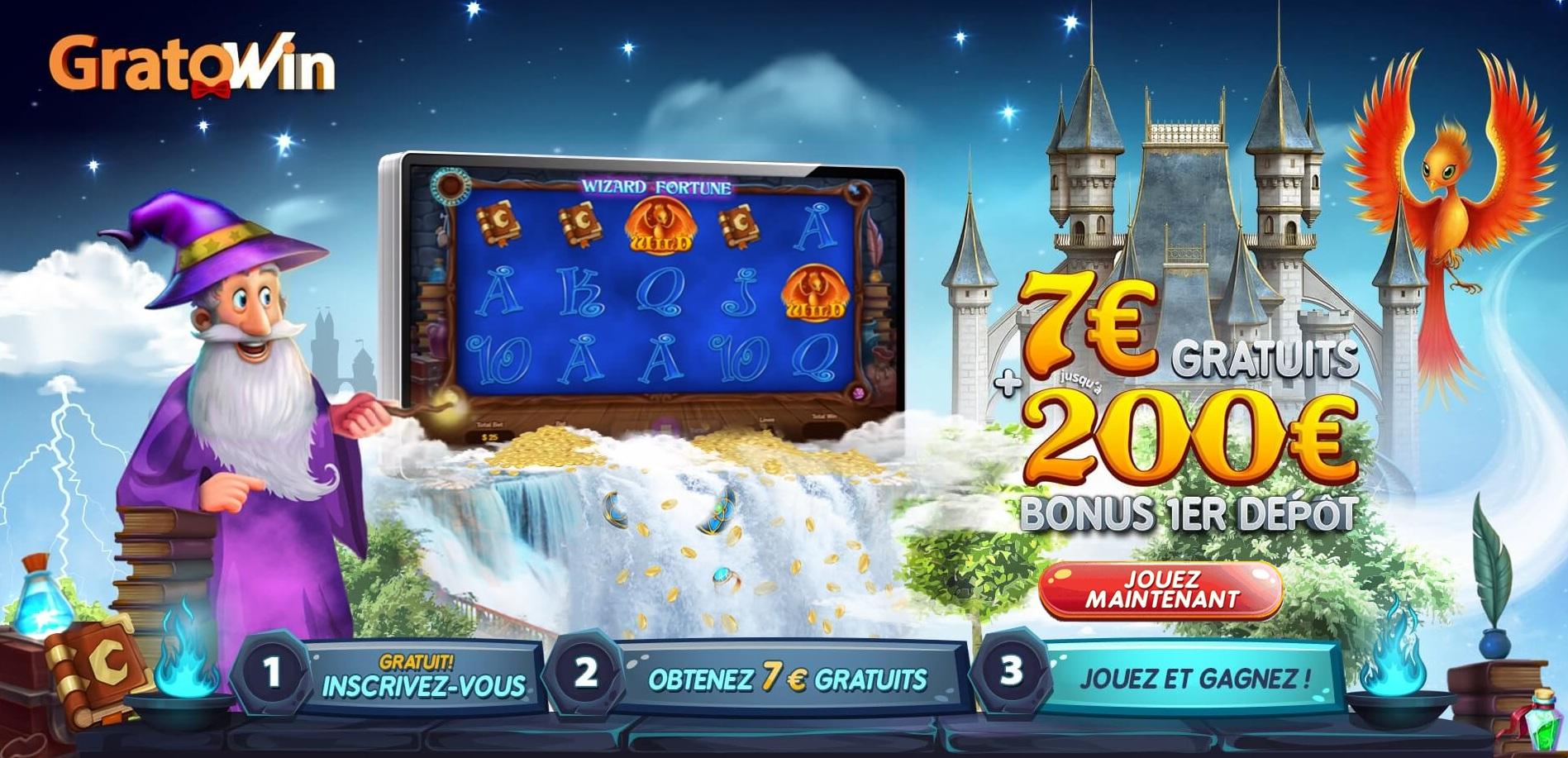 Gratowin avis : ce que nous pensons de ce casino en ligne
