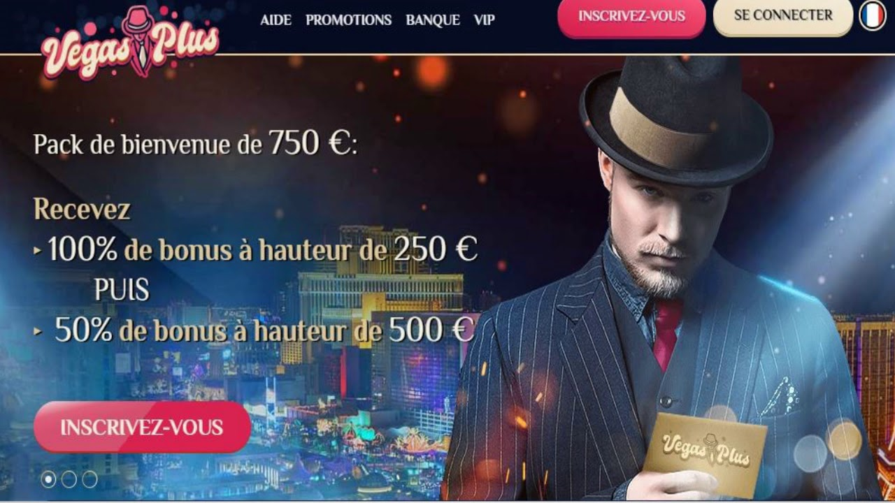 VegasPlus avis : quels bonus propose-t-il ?